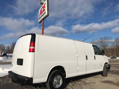 2013 Chevrolet Express Cargo for sale at ACE HARDWARE OF ELLSWORTH dba ACE EQUIPMENT in Canfield OH
