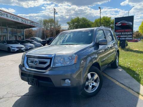 2011 Honda Pilot for sale at TOP YIN MOTORS in Mount Prospect IL