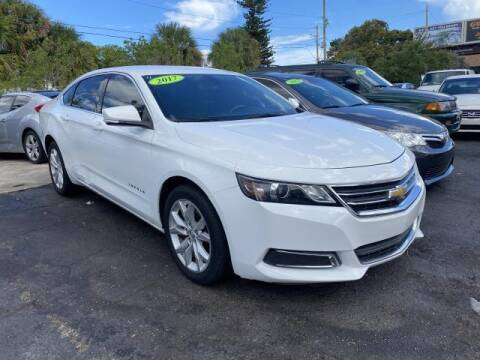 2017 Chevrolet Impala for sale at Mike Auto Sales in West Palm Beach FL