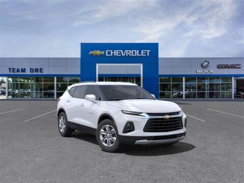 2021 Chevrolet Blazer for sale at TEAM ONE CHEVROLET BUICK GMC in Charlotte MI