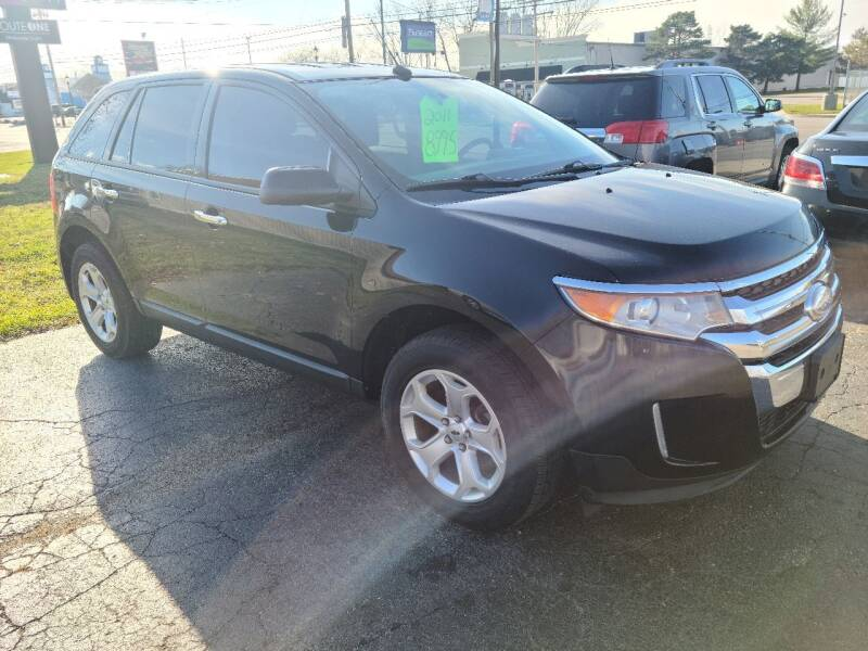 2011 Ford Edge for sale at Van Kalker Motors in Grand Rapids MI