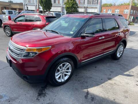 2014 Ford Explorer for sale at East Main Rides in Marion VA