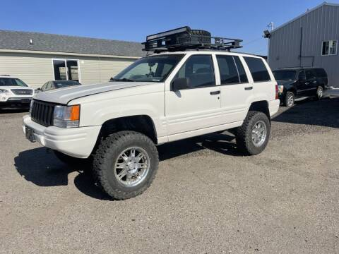 1998 Jeep Grand Cherokee for sale at Mikes Auto Inc in Grand Junction CO