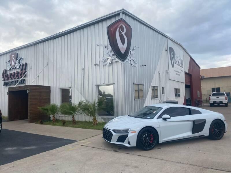 2020 Audi R8 for sale at Barrett Auto Gallery in San Juan TX