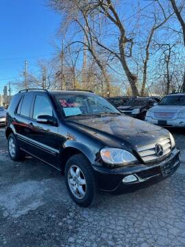 2003 Mercedes-Benz M-Class for sale at Big Bills in Milwaukee WI