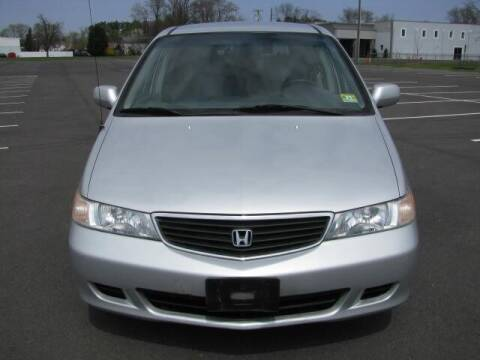 2001 Honda Odyssey for sale at Iron Horse Auto Sales in Sewell NJ