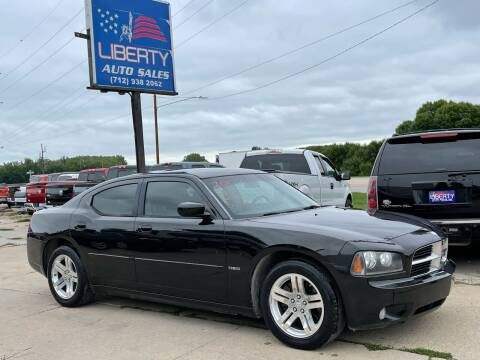 2007 Dodge Charger for sale at Liberty Auto Sales in Merrill IA