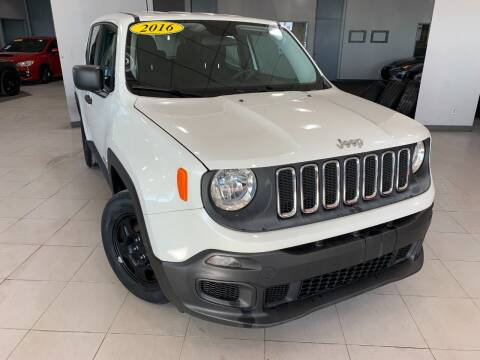 2016 Jeep Renegade for sale at Auto Mall of Springfield in Springfield IL
