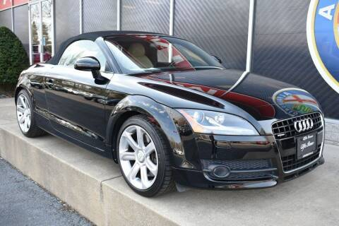 2009 Audi TT for sale at Alfa Romeo & Fiat of Strongsville in Strongsville OH