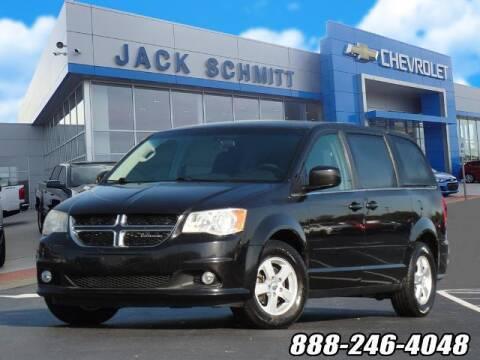 2012 Dodge Grand Caravan for sale at Jack Schmitt Chevrolet Wood River in Wood River IL