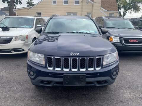 2012 Jeep Compass for sale at Park Avenue Auto Lot Inc in Linden NJ