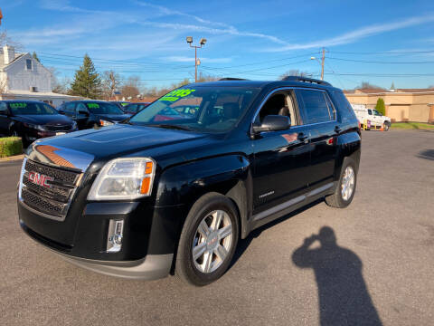 2015 GMC Terrain for sale at Majestic Automotive Group in Cinnaminson NJ