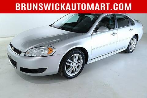 2015 Chevrolet Impala Limited for sale at Brunswick Auto Mart in Brunswick OH