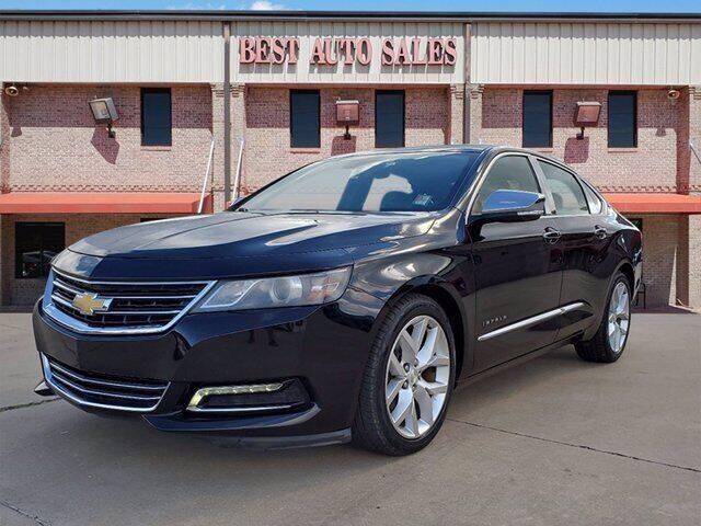 2014 Chevrolet Impala for sale at Best Auto Sales LLC in Auburn AL