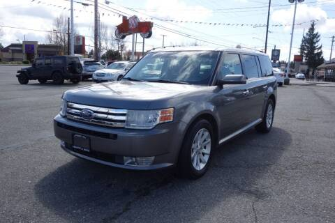 2009 Ford Flex for sale at Leavitt Auto Sales and Used Car City in Everett WA