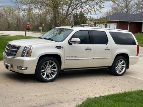 2012 Cadillac Escalade ESV for sale at Prenger's Classics in Macon MO