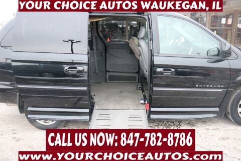 2005 Chrysler Town and Country for sale at Your Choice Autos - Waukegan in Waukegan IL