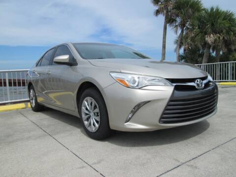 2017 Toyota Camry for sale at Best Deal Auto Sales in Melbourne FL