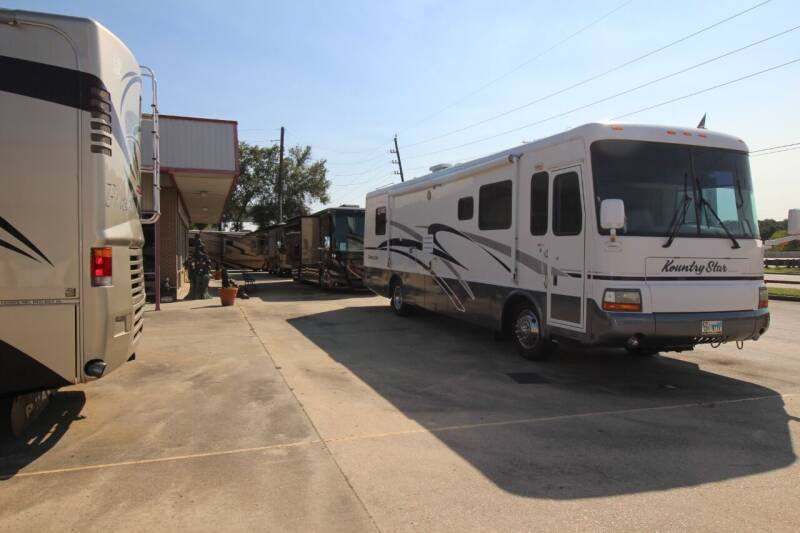 2001 Newmar KOUNTRY STAR 3650 for sale at Texas Best RV in Humble TX