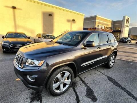 2014 Jeep Grand Cherokee for sale at JOE BULLARD USED CARS in Mobile AL