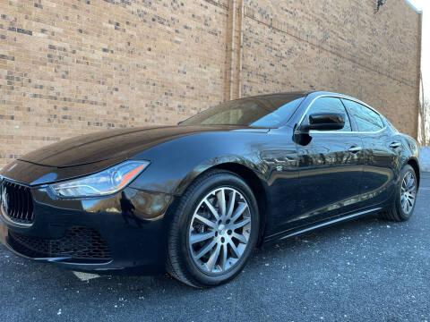 2014 Maserati Ghibli for sale at Vantage Auto Group - Vantage Auto Wholesale in Lodi NJ