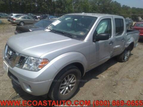 2017 Nissan Frontier for sale at East Coast Auto Source Inc. in Bedford VA