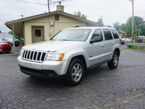 2009 Jeep Grand Cherokee for sale at Tom Roush Budget Westfield in Westfield IN