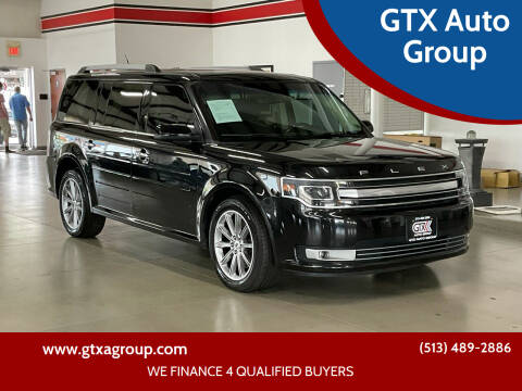 2013 Ford Flex for sale at UNCARRO in West Chester OH