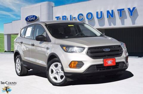 2018 Ford Escape for sale at TRI-COUNTY FORD in Mabank TX