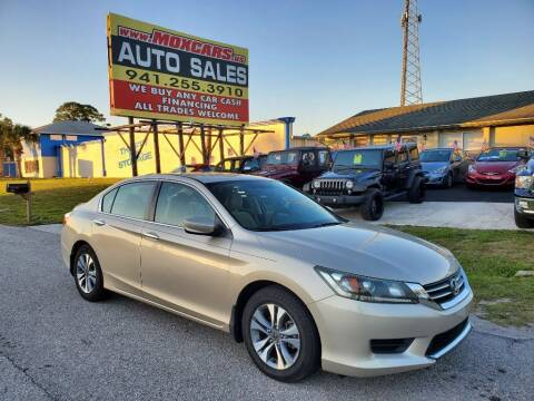 2013 Honda Accord for sale at Mox Motors in Port Charlotte FL