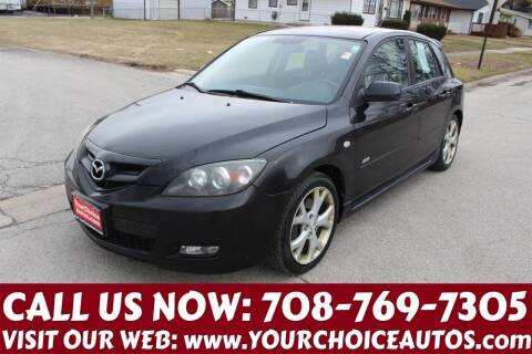 2009 Mazda MAZDA3 for sale at Your Choice Autos in Posen IL