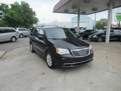 2013 Chrysler Town and Country for sale at Perfection Auto Detailing & Wheels in Bloomington IL