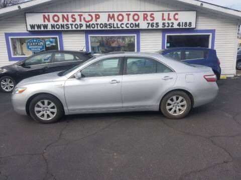 2008 Toyota Camry Hybrid for sale at Nonstop Motors in Indianapolis IN