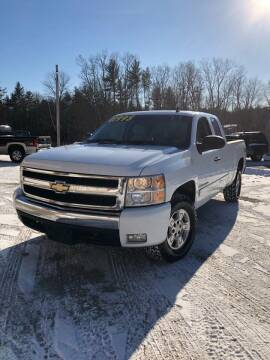 2008 Chevrolet Silverado 1500 for sale at Hornes Auto Sales LLC in Epping NH