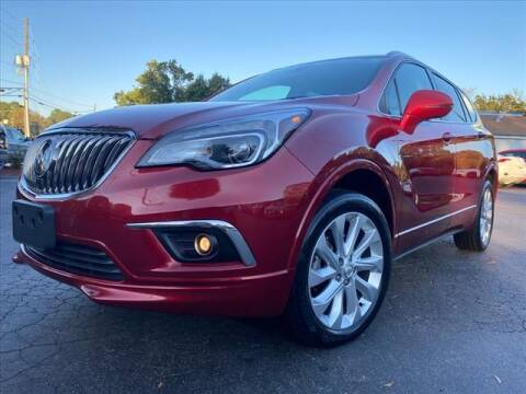 2017 Buick Envision for sale at iDeal Auto in Raleigh NC