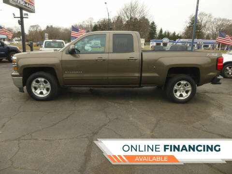 2015 Chevrolet Silverado 1500 for sale at Lou Rice Auto Sales in Clinton Township MI