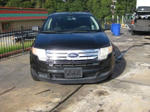 2010 Ford Edge for sale at LAKE CITY AUTO SALES in Forest Park GA
