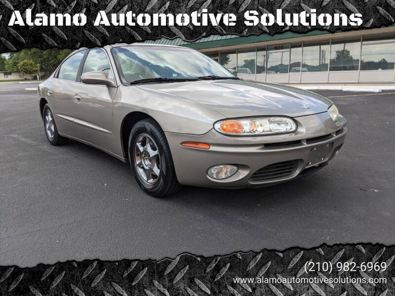 2001 Oldsmobile Aurora for sale in San Antonio, TX