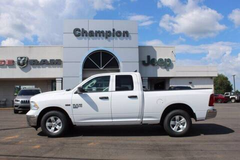 2021 RAM Ram Pickup 1500 Classic for sale at Champion Chevrolet in Athens AL