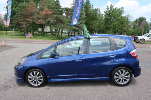2013 Honda Fit for sale at GEG Automotive in Gilbertsville PA