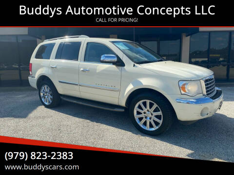 2007 Chrysler Aspen for sale at Buddys Automotive Concepts LLC in Bryan TX
