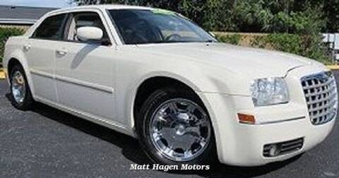 2005 Chrysler 300 for sale at Matt Hagen Motors in Newport NC