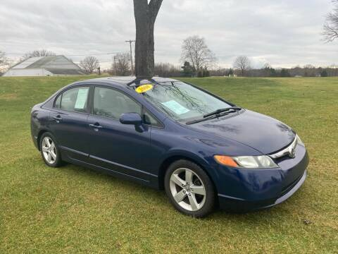 2008 Honda Civic for sale at Good Value Cars Inc in Norristown PA