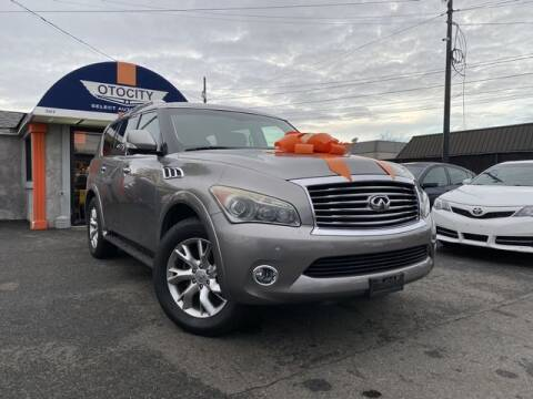 2011 Infiniti QX56 for sale at OTOCITY in Totowa NJ