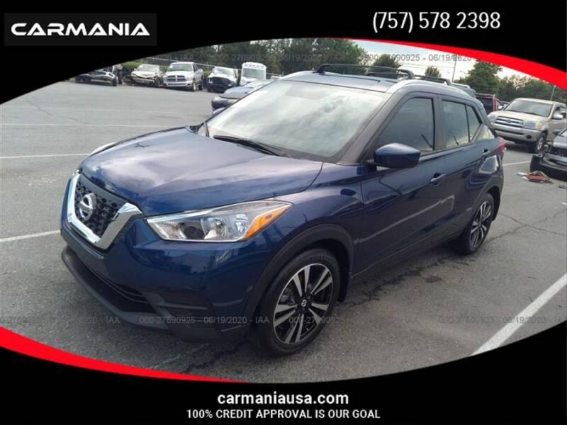 2018 Nissan Kicks for sale at CARMANIA LLC in Chesapeake VA
