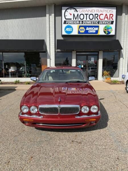 2003 Jaguar XJ-Series for sale at Grand Rapids Motorcar in Grand Rapids MI