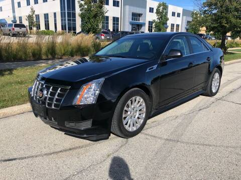2012 Cadillac CTS for sale at Scott's Automotive in West Allis WI