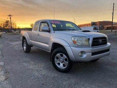 2005 Toyota Tacoma for sale at Harry's Auto Sales, LLC in Goose Creek SC