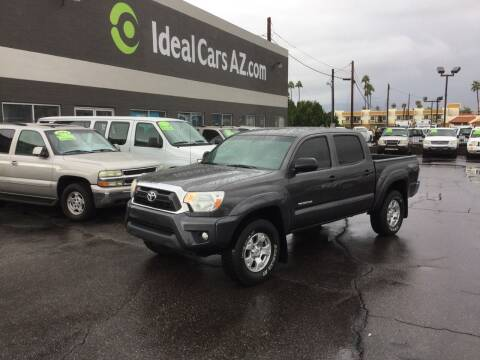 2012 Toyota Tacoma for sale at Ideal Cars Broadway in Mesa AZ