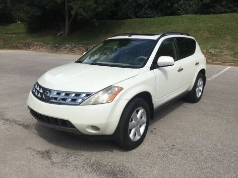 2003 Nissan Murano for sale at Abe's Auto LLC in Lexington KY